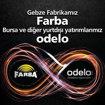 Gebze fabrikası Farba Otomotiv A.Ş ismini aldı. Bursa fabrikaları odelo Türkiye ismiyle tüzel kişilik değişimini sağladı.